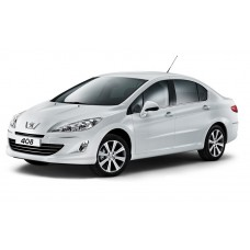 Чехлы на Peugeot 408 2012-2021 г.в (Автопилот)
