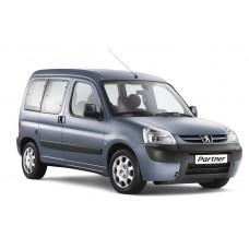 Чехлы на Peugeot Partner Origin 1997-2012 г.в. (5 мест)