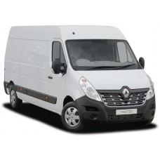 Чехлы на Renault Master 3 места 2012-2019 г.в (Автопилот)