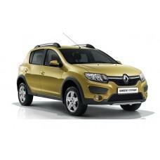 Чехлы на Renault Sandero Stepway 2014-2020 г.в (Автопилот)