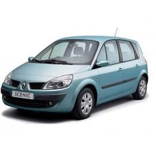 Чехлы на Renault Scenic 2 2003-2009 г.в (Автопилот)