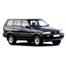 Чехлы на SsangYong Musso 1993-2005 г.в (Автопилот)