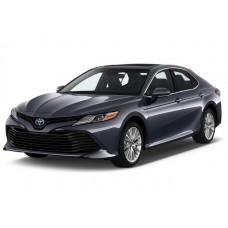 Чехлы на Toyota Camry XV70 2017-2020 г.в (Автопилот)