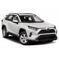 Чехлы на Toyota RAV-4 с 2019-2020 г.в (Автопилот)