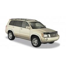 Чехлы на Toyota Highlander с 2001-2007 г.в.