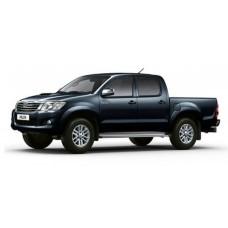 Чехлы на Toyota Hilux 2005-2015 г.в (Автопилот)