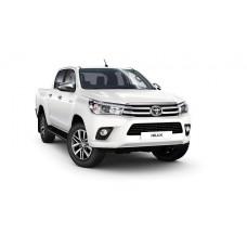 Чехлы на Toyota Hilux 2015-2020 г.в (Автопилот)