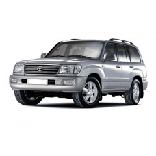 Чехлы на Toyota Land Cruiser 100 1997-2007 г.в (Автопилот)