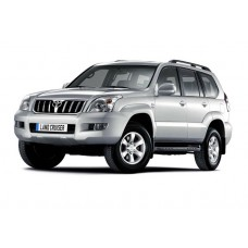 Чехлы на Toyota Land Cruiser Prado 120 2002-2009 г.в (Автопилот)