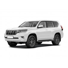 Чехлы на Toyota Land Cruiser Prado 150 2017-2019 г.в (Автопилот)