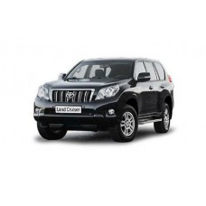 Чехлы на Toyota Land Cruiser Prado 150 2009-2017 г.в (Автопилот)