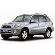 Чехлы на Toyota RAV-4 2000-2005 г.в (Автопилот)