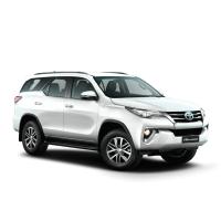 Чехлы на Toyota Fortuner 2017-2018 г.в (Автопилот)