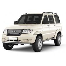 Чехлы на УАЗ Патриот 2007-2014 г.в (Автопилот)