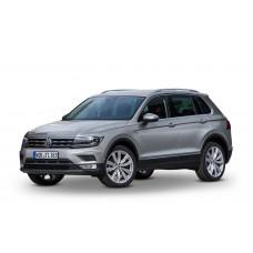 Чехлы на Volkswagen Tiguan 2017-2020 г.в (Автопилот)