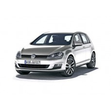 "Чехлы ""Автопилот"" на Volkswagen Golf 7 2013-2017 г.в."