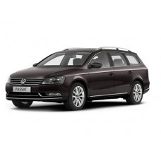 Чехлы на Volkswagen Passat B7 универсал 2011-2015 г.в (Автопилот)