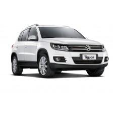 Чехлы на Volkswagen Tiguan 2007-2016 г.в (Автопилот)