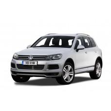 Чехлы на Volkswagen Touareg 2010-2014 г.в (Автопилот)