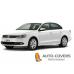 Авточехлы из Экокожи Volkswagen Jetta 6 - Чехлы на Джетту 6