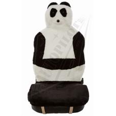 Накидка на сиденье с Изображением Панды Искусственный мех