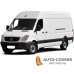 Чехлы на Mercedes-Benz Sprinter (3 места) с 2006-2013 г.в.